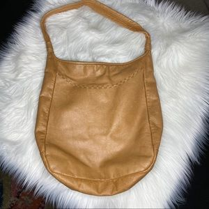 Margot Leather Hobo Bag